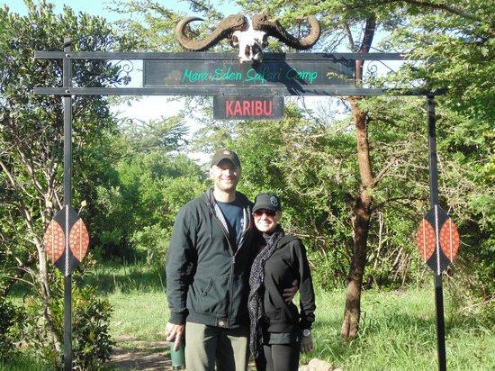 Mara Eden Safari Camp: Mara Eden Safari