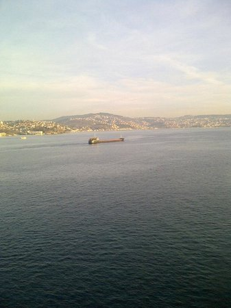 The Grand Tarabya: Bosphorus View from Room
