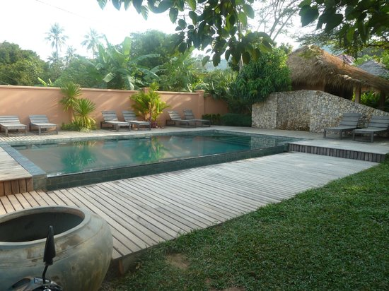 Botanica Guest House: Pool