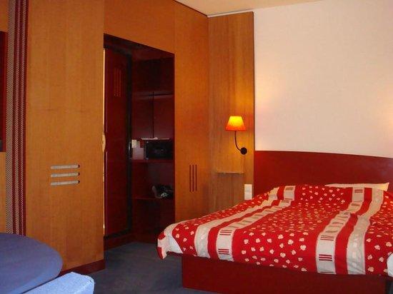 Novotel Suites Geneve: Номер