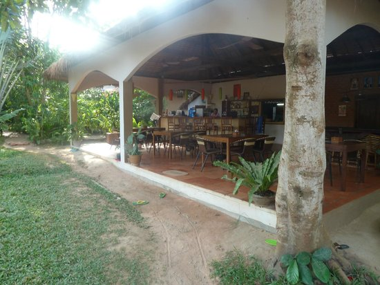 Botanica Guest House: Dining