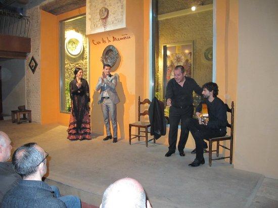 Casa de la Memoria : the performers