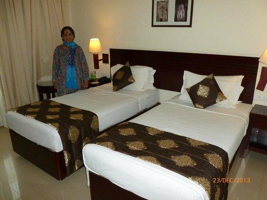 Daiwik Hotels Rameswaram: Room interior