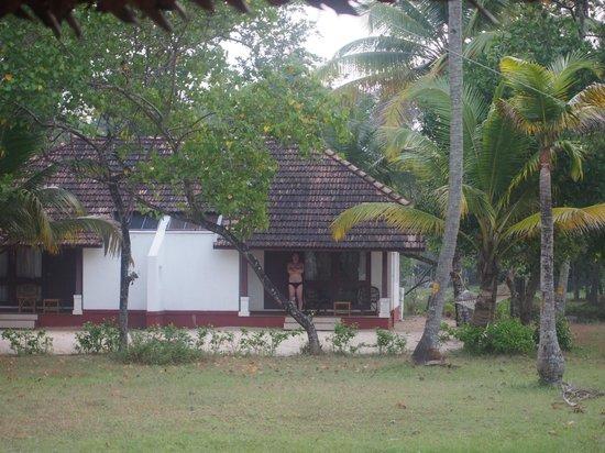 Abad Turtle Beach : cabin
