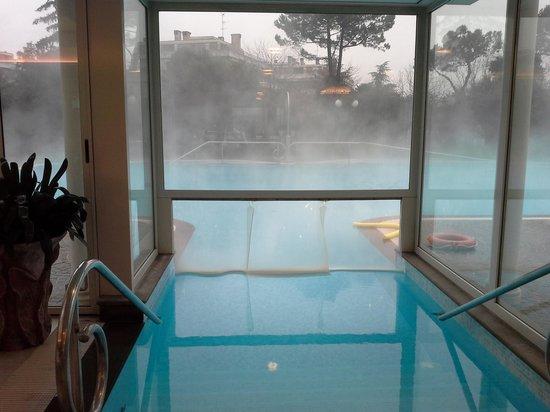 Ingresso piscina esterna foto di hotel terme tritone thermae spa abano terme tripadvisor - Hotel mioni pezzato ingresso piscina ...