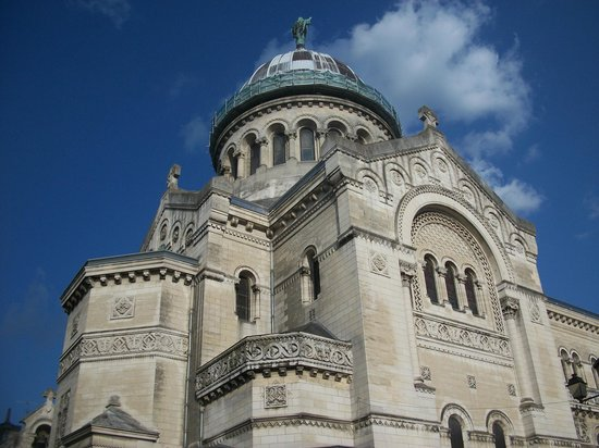 Basilica of Saint Martin In Tours