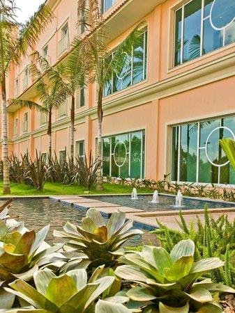 The Palms : Jardim