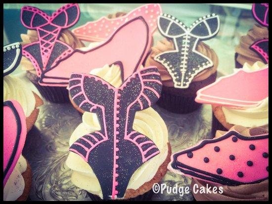 Pudge Cakes : 5