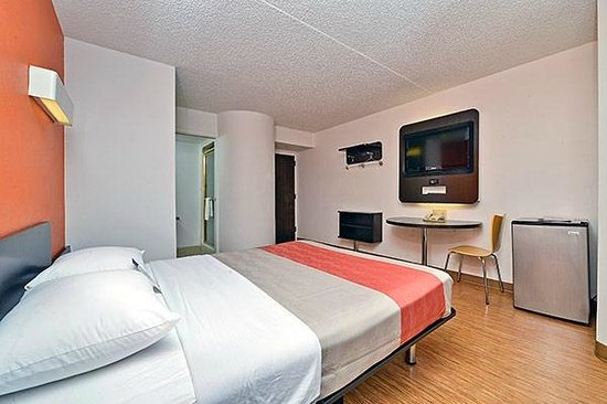 Motel 6 West Plano- Frisco: Single Room