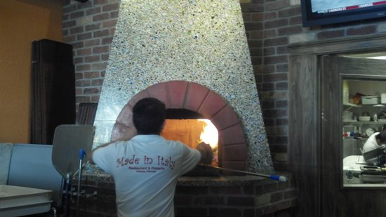 Made In Italy: Brick Oven