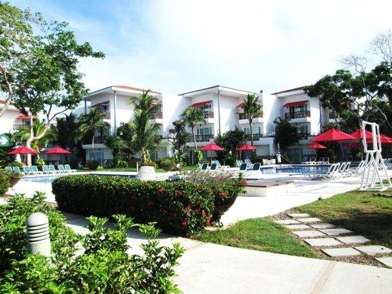 Decameron Barú: Hotel y sus alrededores