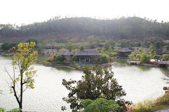 InterContinental Huizhou Resort: 房間外的景觀