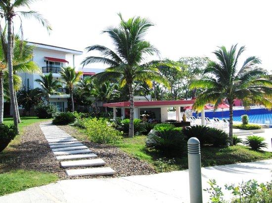 Royal Decameron Barú: Hotel y sus alrededores