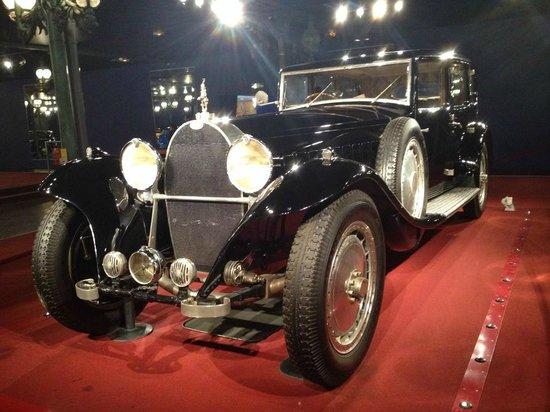 musee foto van cit de l 39 automobile mulhouse tripadvisor. Black Bedroom Furniture Sets. Home Design Ideas