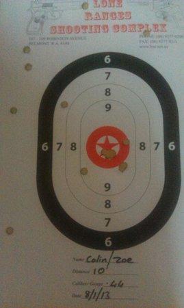 Lone Ranges Shooting Complex: .44 Magnum