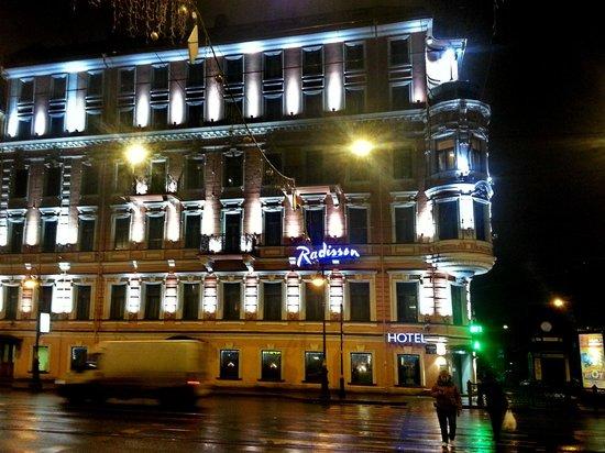 Radisson Sonya Hotel : Отель