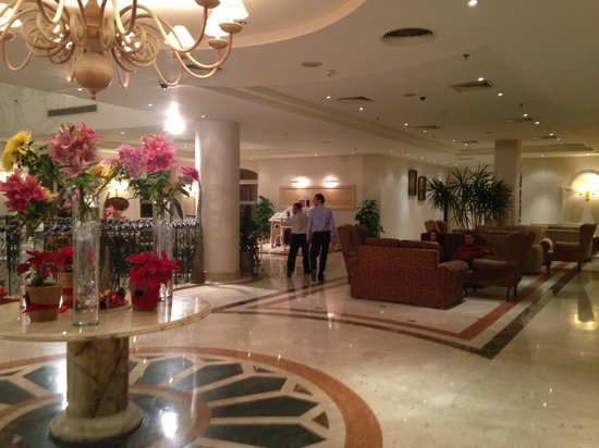 Coral Sea Waterworld Resort: Reception