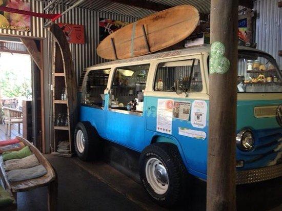 Samudra: The kombi van!