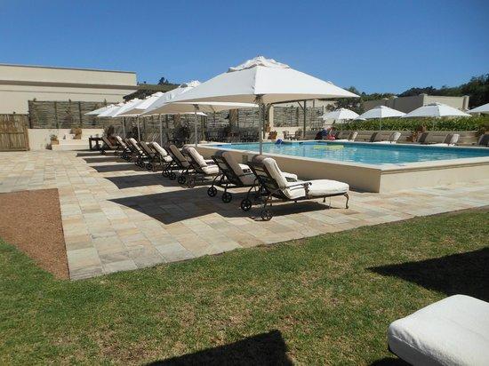 Spier Hotel: pool