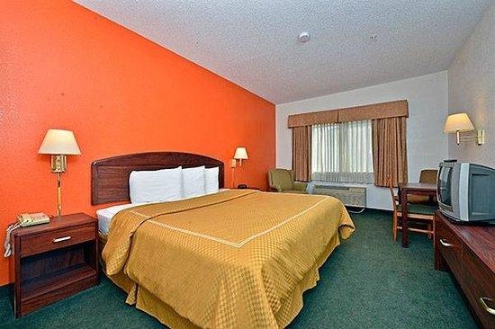 Motel 6 Dallas - North - Richardson : Single