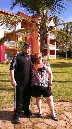 Punta Cana Princess All Suites Resort & Spa: Juan and I