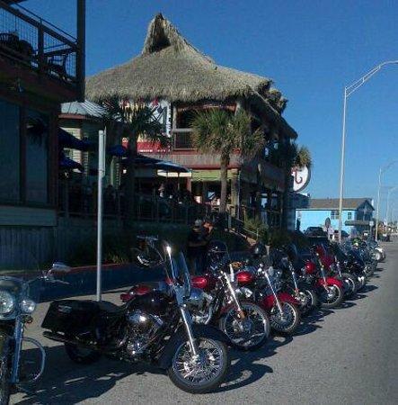 The Spot: bikers Spot
