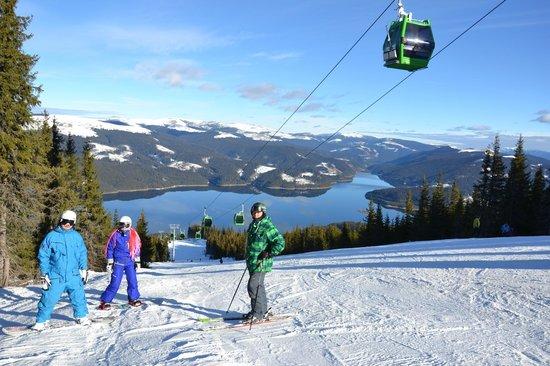 Ski Vidra Transalpina