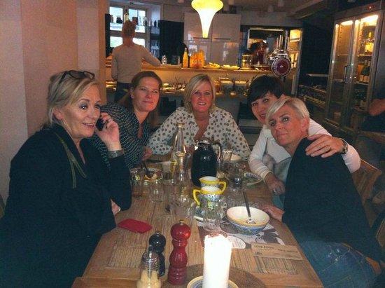 Axel Guldsmeden - Guldsmeden Hotels: ontbijt