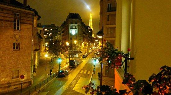 Eiffel Saint Charles: Vue depuis le fenetre