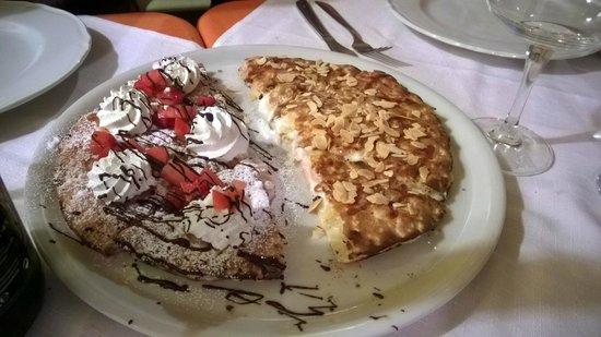 I Quattro Canti: Un pizzolo dolce bi-gusto