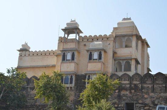 Karni Fort Bambora: View of Fort