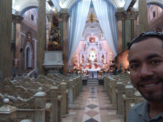 Basilique Notre-Dame de Chiquinquira : yo