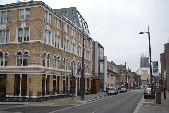 Hope Street Hotel: Hotel Frontage