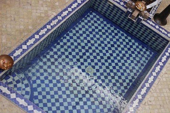 Origin Hotels Riad El Faran: Water feature