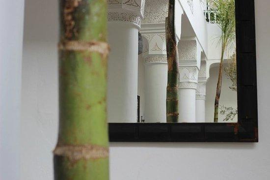 Origin Hotels Riad El Faran: Courtyard scenes