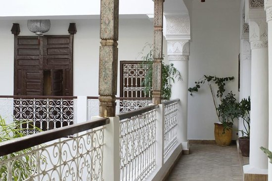 Origin Hotels Riad El Faran: Second floor gallery