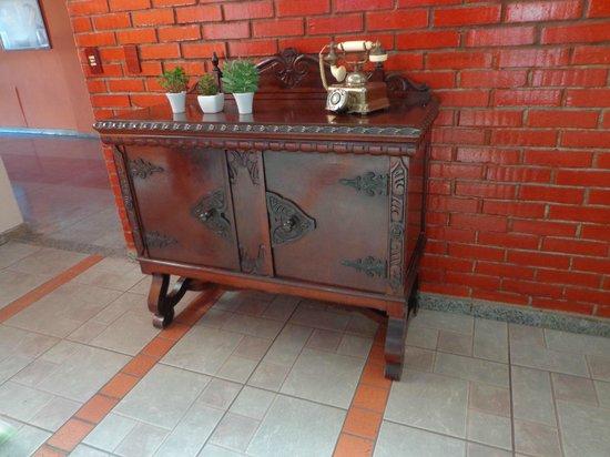 Hotel Serras de Goyaz : decoração rustica hotel terras de goyaz