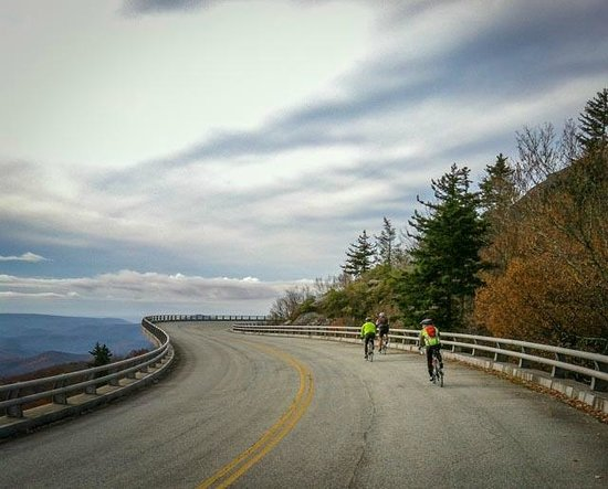 Velo Girl Rides: Cycling the Viaduct on the Blue Ridge Parkway
