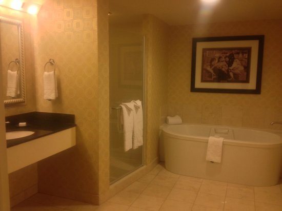Planet Hollywood Resort & Casino: bagno