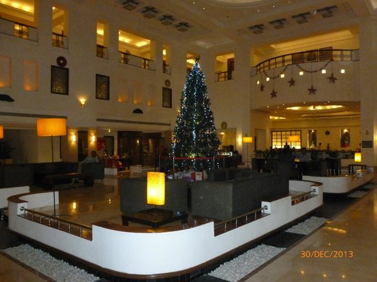 Green Park - Chennai : Central Lobby