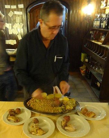 La Masia: Wonderful Food!