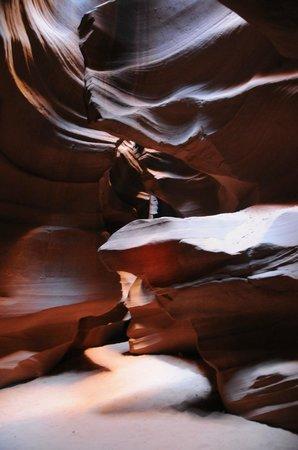 Antelope Canyon : canyon