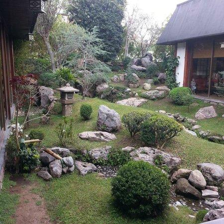 Suehiro: Jardín