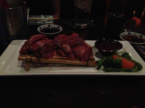 Rangetsu: Delicious Waygu Kobe Beef