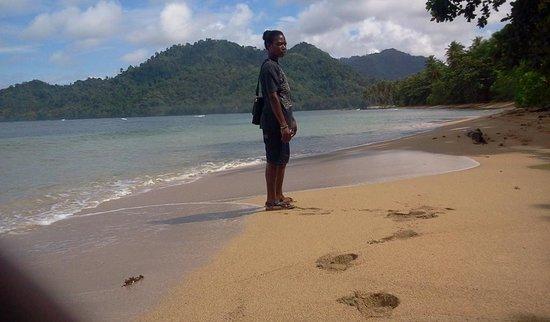 Tambrauw, Индонезия: patai pulau2