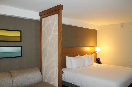 Hyatt Place Daytona Beach - Oceanfront: part of the room