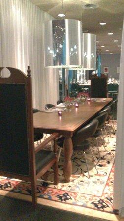 Best Western Plus Grand Winston Hotel: Gezellige hoekjes in 't hotel.