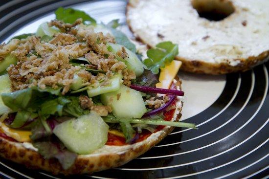 FoodFood : Bagel San Diego