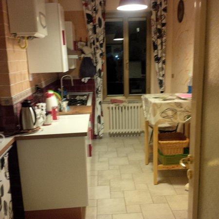 B&B Le Terrazze: cucina