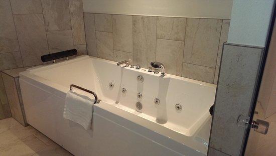 Mainport Hotel : badkamer